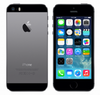Apple iPhone 5S 16GB Space Gray  - ОГРЫЗОК-ЕКБ.РФ